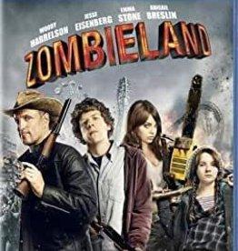 Used BluRay Zombieland