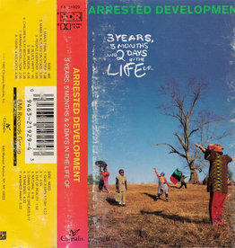 Used Cassette Arrested Development- 3 Years, 5 Months & 2 Days In The Life Of...