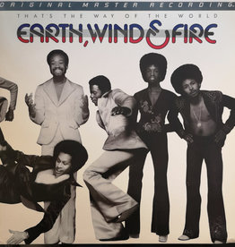 Used Vinyl Earth Wind & Fire- That's The Way Of The World (1984 MoFi)