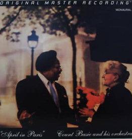 Used Vinyl Count Basie Orchestra- April In Paris (1995 MoFi)(200g Anadisq)(#519)