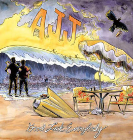 Used Vinyl AJJ- Good Luck Everybody (45RPM)
