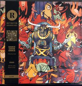 Used Vinyl Dance Gavin Dance- Afterburner (Sealed)(Revolver Mag Ex)(White&Bone Swirl)