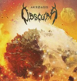 Used Vinyl Obscura- Akroasis