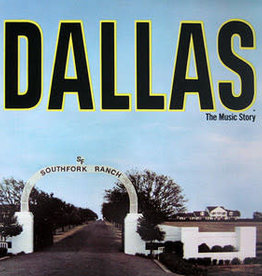 Used Vinyl Dallas: The Music Story Soundtrack