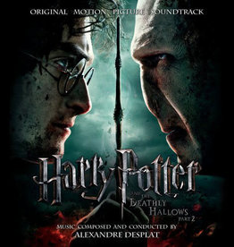Used Vinyl Harry Potter & The Deathly Hallows Part 2