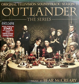 Used Vinyl Outlander: The Series Season 2 Soundtrack (Milky Clear)
