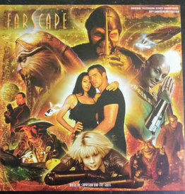 Used Vinyl Farscape Television Series Soundtrack (Sealed)(Gold)