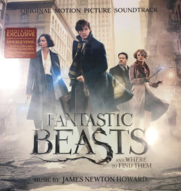 Used Vinyl Fantastic Beasts And Where To Find Them (Sealed)