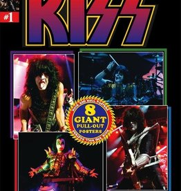 Collectibles Kiss- The Official Kiss Poster Book