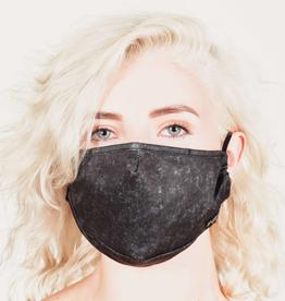 Fydelity Face Mask: Black Acid