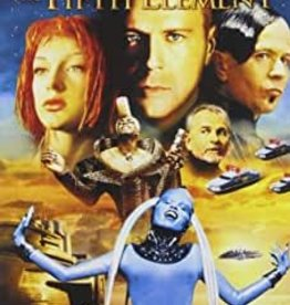 Used DVD Fifth Element