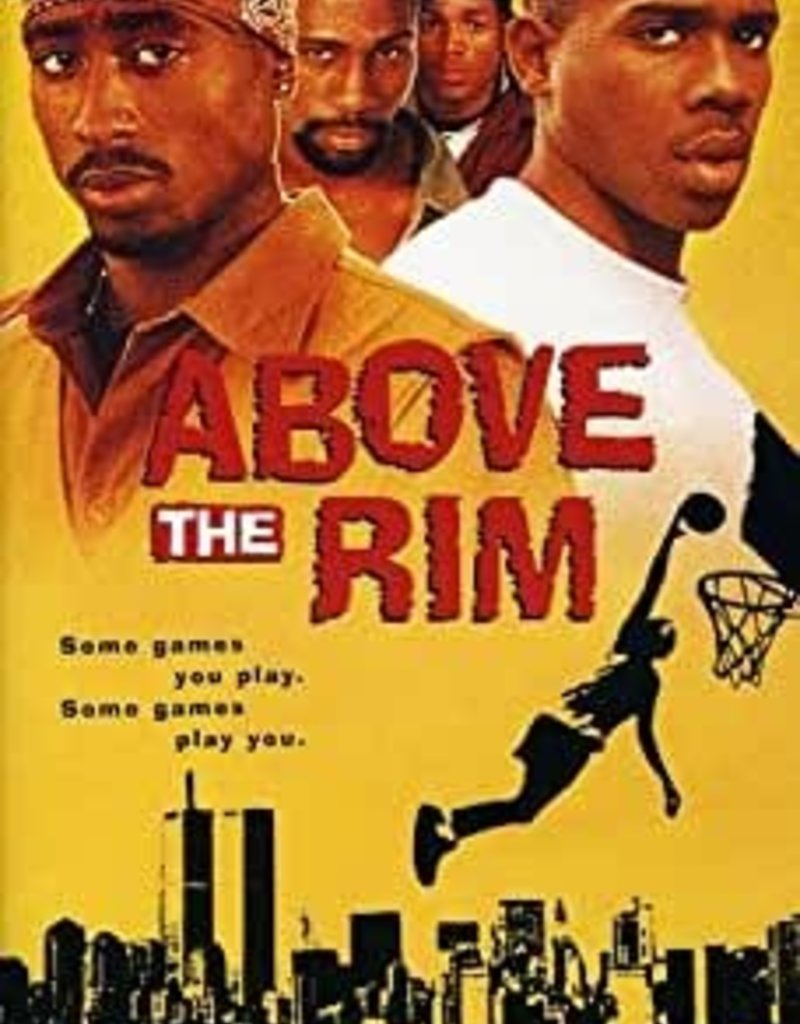 Used DVD Above The Rim