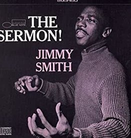 Used CD Jimmy Smith- The Sermon
