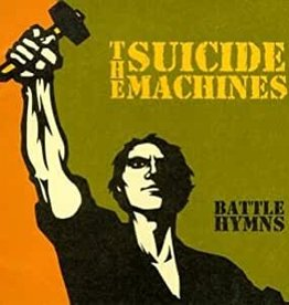 Used CD The Suicide Machines- Destruction By Definition