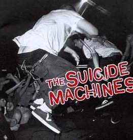 Used CD Suicide Machines- Battle Hymns