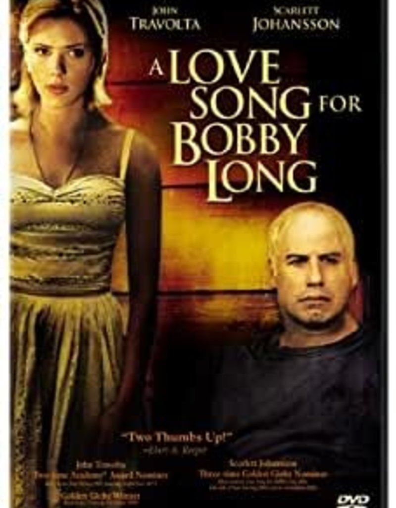 Used DVD A Love Song For Bobby Long