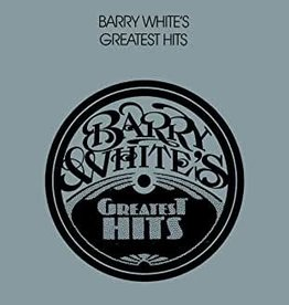 Used CD Barry White- Barry White's Greatest Hits