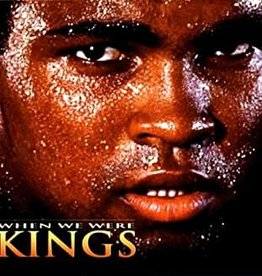 Used CD When We Were Kings Soundtrack