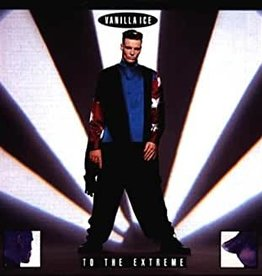 Used CD Vanilla Ice- To The Extreme