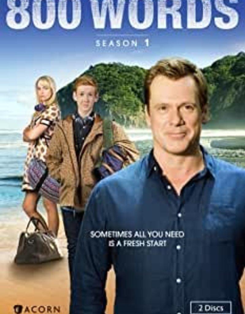 Used DVD 800 Words Season 1