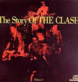 Used CD The Clash- The Story Of The Clash