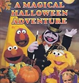 Used DVD Sesame Street: A Magical Halloween Adventure