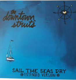 "Used Vinyl Downtown Struts- Sail The Seas Dry (10"")(Blue)"