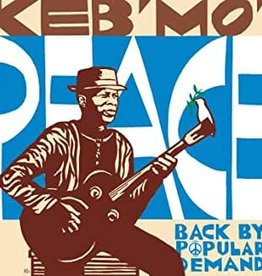 Used CD Keb' Mo'- Back By Popular Demand