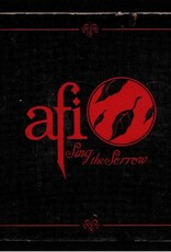 Used CD AFI- Sing the Sorrow