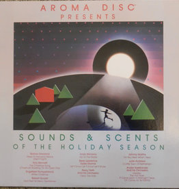 Used Vinyl Various- Aroma Disc Presents: Sounds & Scents Of The Holiday Season (Sealed)
