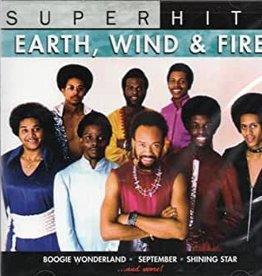 Used CD Earth Wind & Fire- Super Hits