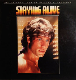 Used Vinyl Staying Alive Soundtrack