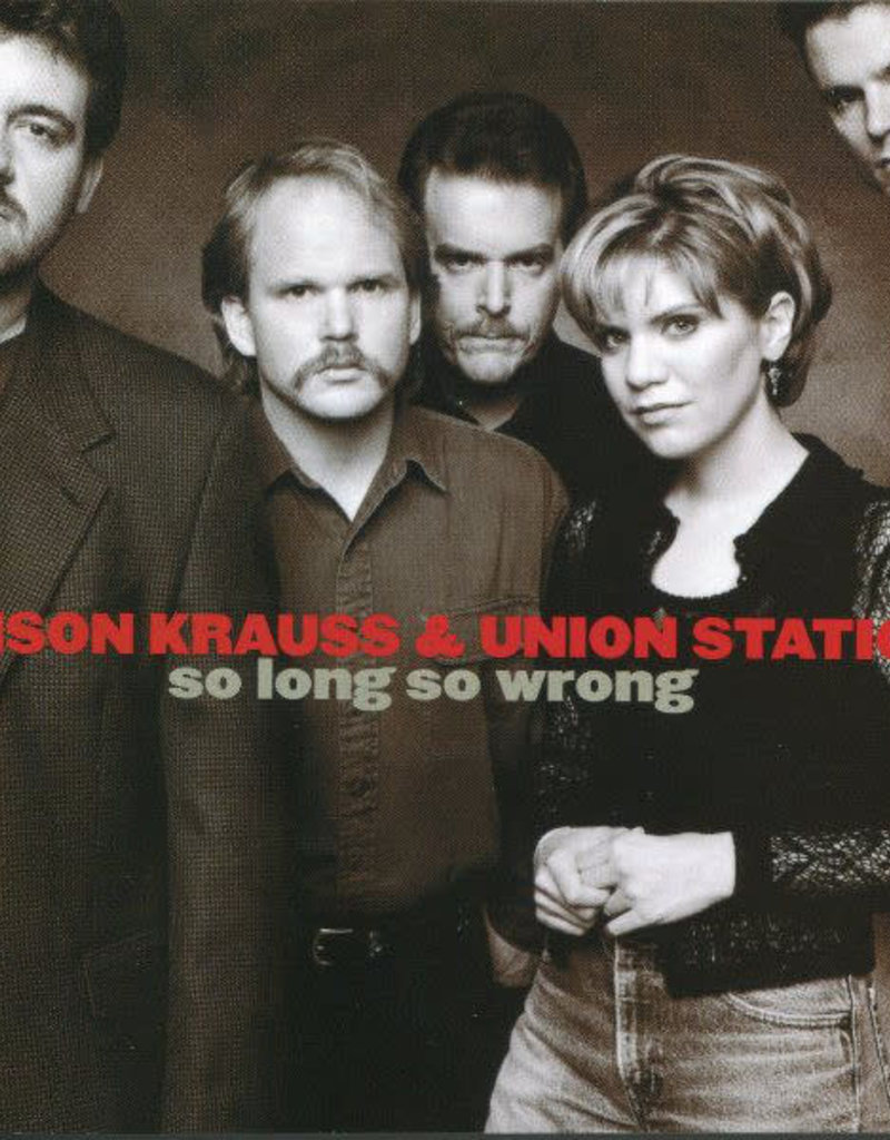 Used CD Alison Krauss & Union Station- So Long So Wrong