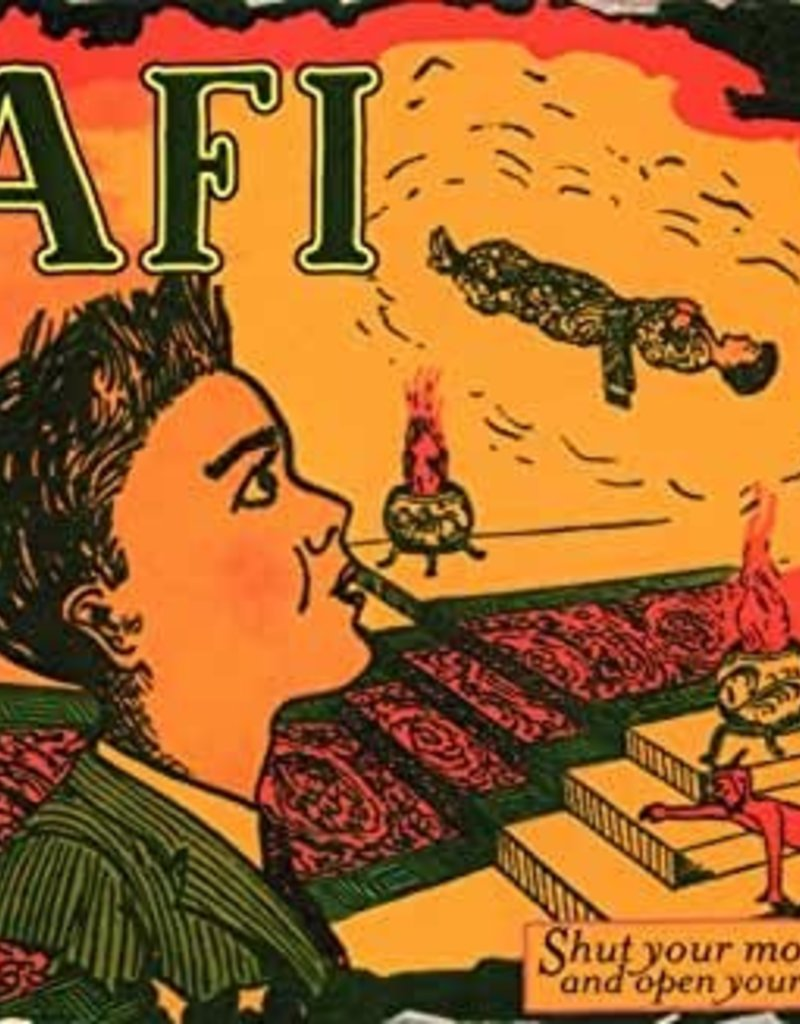 Used CD AFI- Shut Your Mouth And Open Your Eyes