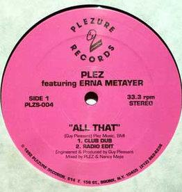 "Used Vinyl Plez- All That (12"")"