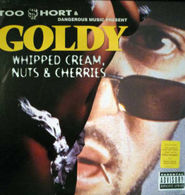 "Used Vinyl Goldy- Whipped Cream, Nuts & Cherries (12"")"