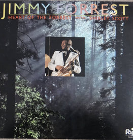 Used Vinyl Jimmy Forest- Heart Of The Forest
