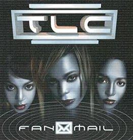Used CD TLC- Fan Mail