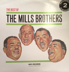 Used Vinyl Mills Brothers- The Best Of Mills Brothers