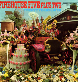 Used Vinyl Firehouse Five Plus Two- Twenty Years Later