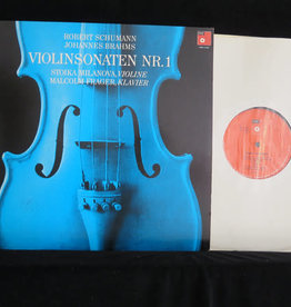 Used Vinyl Schumann/ Brahms- Sonatas For Violin And Piano