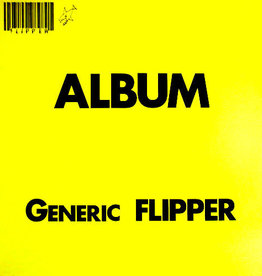 Used Vinyl Flipper- Album Generic Flipper