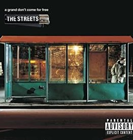 Used CD The Streets- A Grand Don't Come For Free
