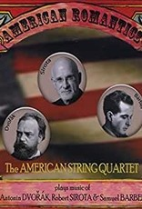 Used CD American String Quartet- American Romantics