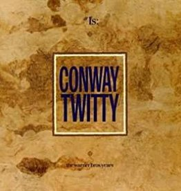 Used CD Conway Twitty- #1's The Warner Brothers Years