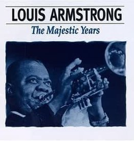 Used CD Louis Armstrong- The Majestic Years