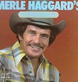 Used CD Merle Haggard- Greatest Hits