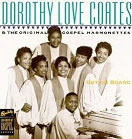 Used CD Dorothy Love Coates- Get On Board