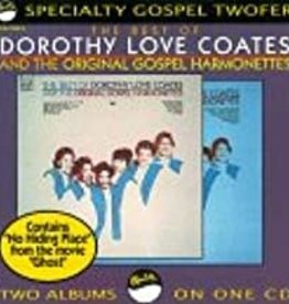Used CD Dorothy Love Coates- The Best Of Dorothy Love Coats And The Original Gospel Harmonettes