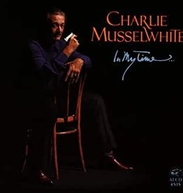 Used CD Charlie Musselwhite- In My Time